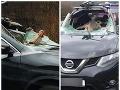 Hrôzostrašná FOTO vás presvedčí, že zázraky sa dejú: Rodina šla na Žilinu, vodič bol bezmocný