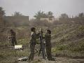 Boje v Sýrii pokračujú: Islamisti nabrali v dôsledku zlého počasia druhý dych