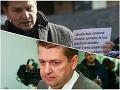 VIDEO Bašternáka odsúdili na 5 rokov, príde o majetok: Opozícia chce sťahovať Fica z Bonaparte