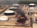 Venezuelská vláda zúri: Obvinila USA a Guaidóa z teroristického útoku na ropný závod