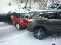 Hromadná nehoda šiestich áut na Horehroní: Našťastie sa nikomu nič nestalo