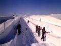 Topiaci sa ľad v Grónsku by mohol odhaliť supertajnú vojenskú základňu