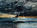 Zem v staroveku zasiahla mega búrka! Hrozí aj teraz, ľudstvo by čelilo katastrofe