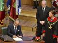 Inaugurácia prezidenta Andreja Kisku 15. júna 2014