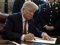 Donald Trump mení svoje rozhodnutie: Odvolal nové sankcie voči Severnej Kórei