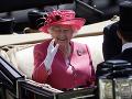 Kráľovná Alžbeta II. má