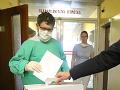 Prezidentské voľby 2019: Voliť mohli aj pacienti v Banskej Bystrici, využilo to 15 ľudí