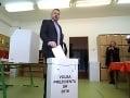 Prezidentské voľby: Premiér podporuje, aby občania SR mohli voliť hlavu štátu v zahraničí