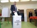 VIDEO Prezidentské voľby 2019: Premiéra vyrušil veľký počet kandidátov, treba mať viac rešpektu