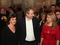 Prezidentské voľby 2019: Zuzanu Čaputovú prišiel osobne podporiť aj Robert Mistrík
