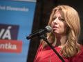 Prezidentské voľby 2019 v hlavnom meste: Čaputová zvíťazila vo všetkých mestských častiach
