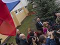 Zuzana Čaputová po volebnom