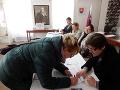 Prvé kolo volieb vo