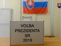 Prezidentské voľby 2019: Muž v Piešťanoch chcel podať trestné oznámenie