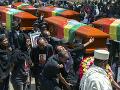 V Etiópii sa koná