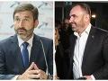 Štefunko a Blanár vyzvali ľudí k druhému kolu volieb: Kollár kampaň skritizoval