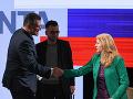 Veľká ANALÝZA prezidentských volieb: Je Slovensko pripravené na ženu v čele? Politológ hodnotí