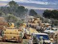 Turecko a Irán vstupujú do konfliktu: Spustili vojenskú operáciu proti kurdským povstalcom
