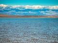 Neskutočné FOTO z Údolia smrti: Uprostred vyprahnutej planiny sa zjavilo jazero
