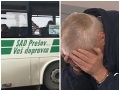 Šofér autobusu nafúkal takmer