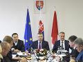 VIDEO Výjazdové rokovanie vlády: Pre okres Gelnica vyčlenila 1,28 milióna eur