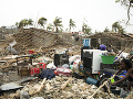 Takýto smutný pohľad sa nenaskytne každý deň: FOTO Spustošenej krajiny po ničivom cyklóne