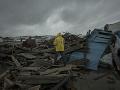 FOTO Cyklón Kenneth zasiahol Mozambik obrovskou silou: Evakuácia, hlásia mŕtvych