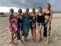 Dievčatá sa v Thajsku