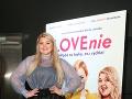 Evelyn na premiére filmu Lovenie žiarila.
