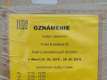 Nasrdený Rado nám poslal snímku, ktorá zachytáva aktuálne otváracie hodiny pošty na Sibírskej ulici.