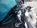 Nehody motocyklistov v tomto