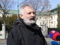 Environmentalista zo Slovenského ochranárskeho snemu Mikuláš Huba