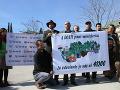 Ochranári, neposkojní lesníci a pôdohospodári už toho majú dosť: Žiadajú odvolanie Matečnej