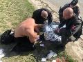 Dramatické VIDEO zo záchrannej akcie na Dunaji: Boj o život, šokujúce zábery ukázali risk policajtov