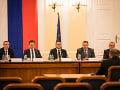 Vypočutie kandidátov na Ústavný súd opäť absolvovali Pfundtner, Pitoňáková aj Procházka