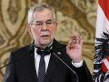 Rakúsky korupčný škandál vrcholí: Prezident je po stretnutí s Kurzom za predčasné voľby