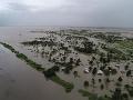 Počet obetí cyklónu v juhovýchodnej Afrike stúpa: Takmer tisíc mŕtvych, obavy z cholery