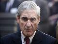 Osobitný vyšetrovateľ Robert Mueller.
