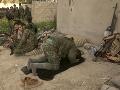 Vojaci sýrskych demokratických síl (SDF).