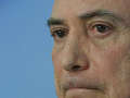 Brazílsky exprezident Michel Temer.