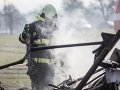 Tragická nehoda vrtuľníka, ktorý hasil lesné požiare v Mexiku: Po páde zomrelo šesť ľudí