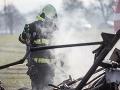 Pri páde vrtuľníku v Česku zahynuli dvaja ľudia.