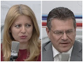 Publicista o prezidentských voľbách: Šefčovič zrejme zníži náskok Čaputovej, no neprekoná ho