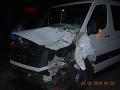 Pri autonehode uhynuli dva