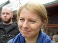 Zuzana Čaputová počas rodinnej prechádzky na Sitno v rámci záverečného podujatia prezidentskej kampane