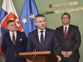 Robert Fico, Peter Pellegrini a Andrej Danko