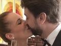 Mirka Partlová je vydatá.