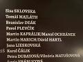 Neskôr sa už Mirka Partlová v divadle prezentovala ako Miroslava Gális Partlová.