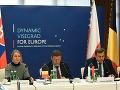 Šéfovia parlamentov V4 rokujú v Piešťanoch o Európskej únii