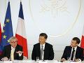 Macron s nekompromisným vyhlásením k inej hlave: Rešpektujte prosím jednotu EÚ